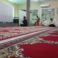 Photo taken at Masjid Darul Abidin by Harden H. on 8/26/2016