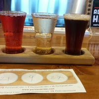 Photo taken at Portland Cider House by Samlee G. on 7/22/2017