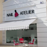 Photo taken at NAIL ATELIER Voula by NAIL ATELIER Voula on 8/6/2017
