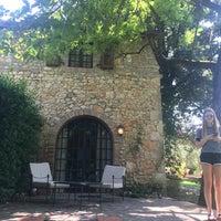 Photo taken at Borgo san luigi by Axelle W. on 7/9/2018