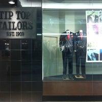 Photo taken at Tip Top Tailors by John M. on 3/1/2013