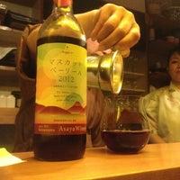Photo taken at 日本酒 はなおか by Miyu N. on 1/24/2013