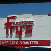 Photo taken at Fry's Electronics by Marisa Y. on 5/11/2013