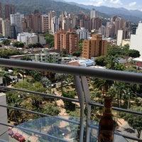 Photo taken at Parque Las Palmas by Juan David C. on 7/12/2013