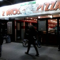 Photo taken at 2 Bros. Pizza by Frank V A. on 12/14/2012
