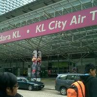Photo taken at Kuala Lumpur Sentral Station by Farah M. on 12/24/2012