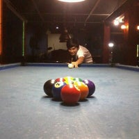 Photo taken at Planet Pool Centre by Deponk M. on 1/2/2013