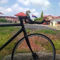 Photo taken at SMK Seri Menanti by Mohd A. on 8/26/2013