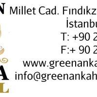 Photo taken at Green Anka Hotel by Green Anka Hotel on 1/22/2014