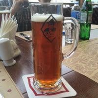 Снимок сделан в Ресторан-пивоварня «Кумпель» пользователем Gumanenko N. 3/31/2014