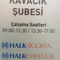 Photo taken at Halkbank by Cüneyt O. on 1/30/2013
