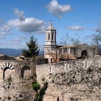 Photo taken at Facultat Lletres Universitat de Girona by Toni B. on 6/16/2013