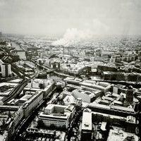 Das Foto wurde bei Berliner Fernsehturm von om m. am 1/17/2013 aufgenommen