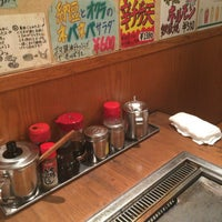 Photo taken at もんじゃ 麦 仲店 by aiko_0331 on 10/6/2015