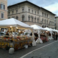 Photo taken at Piazza Giacomo Matteotti by Anna P. on 11/4/2013