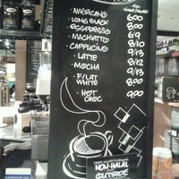 Photo taken at Jasons Food Hall Coffee Bar by Diana L. on 7/27/2013