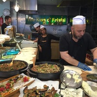 Photo taken at The King Of Falafel by Peter H. on 9/2/2016