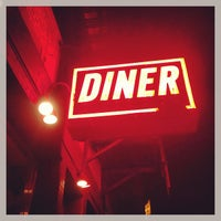 Photo taken at The Bowery Diner by Peter H. on 5/10/2013