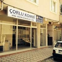 Photo taken at Çorlu Kombi Isıtma ve Soğutma Sistemleri by Arda A. on 6/12/2014
