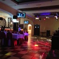 "Photo taken at Ресторан-клуб ""Fresh"" by Crazy O. on 12/14/2012"
