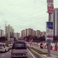 Photo taken at Sunway Damansara by Adi Zulkarnain Z. on 1/10/2014