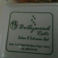 Photo taken at Bollywood Resto by Nitha W. on 1/16/2013