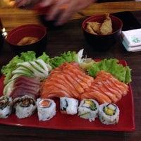 Photo taken at Ebisu Sushi Bar by Douglas R. on 3/10/2014