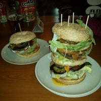 Photo taken at Yes Burger by T0N on 1/19/2013