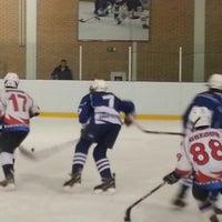 Photo taken at Хоккейный центр Амур by Детектив Ч. on 1/4/2013