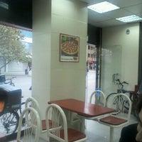 Photo taken at Pizza Pizza by Freddy V. on 5/3/2013