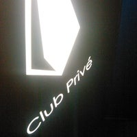 Photo taken at Club Privé by Helena A. on 12/28/2012