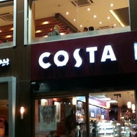 Photo taken at Costa Coffee by Ahmed on 2/6/2013