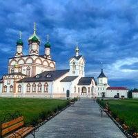 Photo taken at Троице-Сергиев Варницкий монастырь by Aitura S. on 6/30/2016