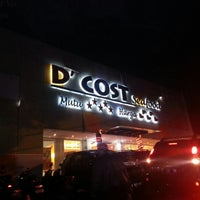 Photo taken at D'Cost Seafood by Faris J. on 11/21/2012