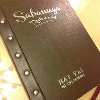 Photo taken at Saban-Nga Restaurant by Girlly🍒 K. on 6/22/2013