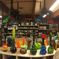 Photo taken at Bad Habits Smoke Shop by Shamer A. on 9/7/2015
