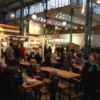 1/4/2014 tarihinde Lea J.ziyaretçi tarafından Markthalle Neun'de çekilen fotoğraf