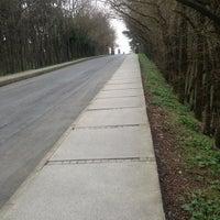 Foto scattata a İTÜ Ağaçlı Yol da Münever✈ G. il 2/14/2013