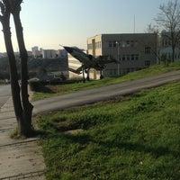 Photo taken at Uçak ve Uzay Bilimleri Fakültesi by Münever✈ G. on 3/4/2013