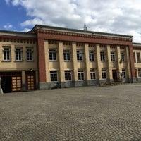 Photo taken at Feldschlösschen Brauerei by Urs K. on 5/9/2017