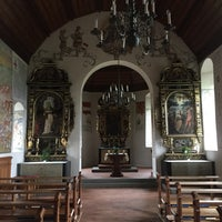 Photo taken at schlachtkapelle by Urs K. on 3/18/2017