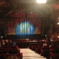 Photo taken at Dominion Theatre by Diana F. on 7/18/2013