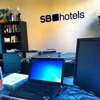 Foto tomada en Hotel SB Corona de Tortosa por Josep R. el 6/17/2013