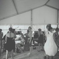 Photo taken at Omaha Fashion Week by Payton R. on 8/21/2013