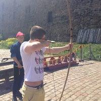 Снимок сделан в Выборгский замок пользователем Galina A. 6/8/2013