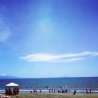 Photo taken at Baler Beach by Mike C. on 5/5/2013