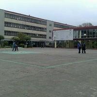 Photo taken at Escuela Superior de Turismo by JaMes M. on 1/21/2013