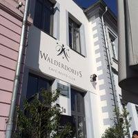 Photo taken at Walderdorff's by René F. on 3/8/2014
