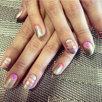Photo taken at A Perfect 10 Nail & Beauty Bar by Nat S. on 2/3/2015
