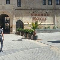 Das Foto wurde bei Şirehan Butik Otel von Umut K. am 7/29/2013 aufgenommen